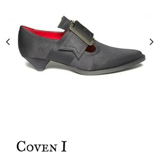 Coven shoe VonD witch shoes